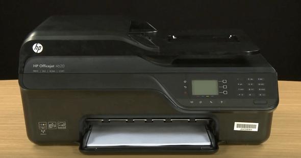 Determine Printer Model Number1