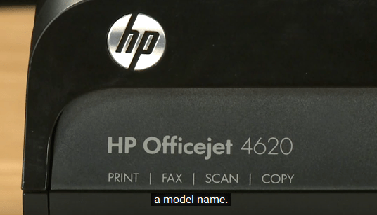 Determine Printer Model Number3