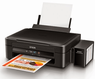 Epson L220 Printer Screenshot
