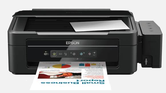 Epson L355 Wifi Printer Snapshot
