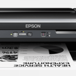 Epson M100 Black and Whitle Printer - Ink Based Printer