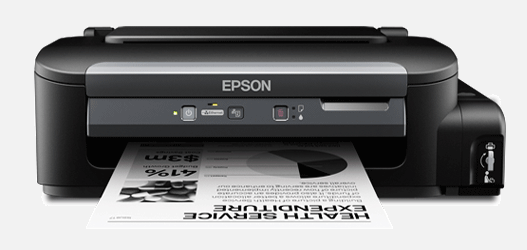 Epson M100 Black and Whitle Printer - Ink Based Printer