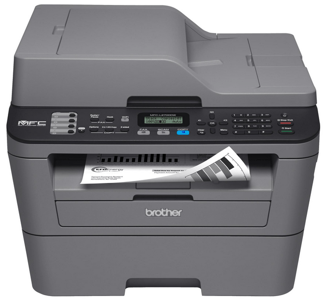 Brother MFC-L2700DW Printer Screenshot