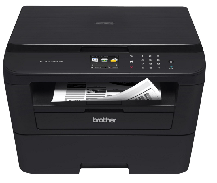 Brother HL-L2380DW Printer Snapshot