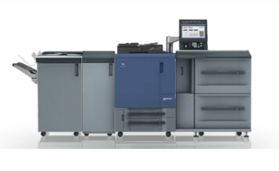 Konica Minolta Bizhub PRESS C1070 Printer Snapshot