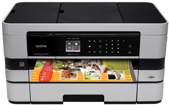 Brother MFC-J4610dw Printer Snapshot