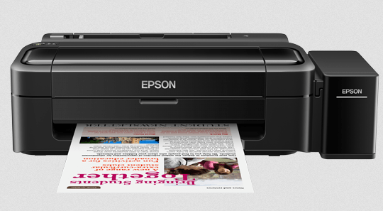 Epson L130 Printer Snapshot