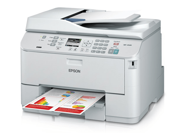 Epson WP-4520 Printer Snapshot