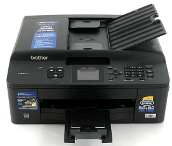 install brother printer wireless without cd