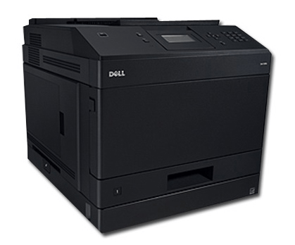 Dell 5230dn Printer Snapshot