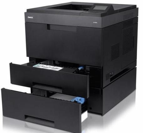 Dell 5330dn Printer Snapshot
