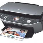 Epson PM-A890 Printer Snapshot
