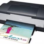 Epson PM-G4500 Printer Image