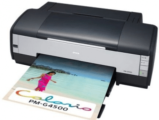 Download) Epson PM-G4500 Driver Download