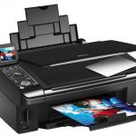 Epson Stylus SX415 Printer Snapshot