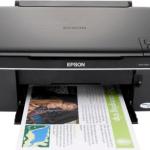 Epson Stylus SX125 Printer Snapshot