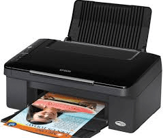 Epson Stylus TX100 printer driver software package