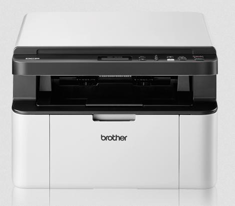 Brother DCP-1610W Printer Screenshot