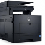 Dell C2665dnf Printer screenshot