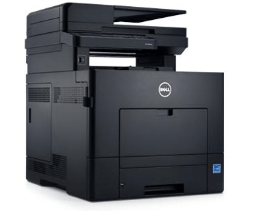Dell C2665dnf Printer screenshot