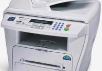 Ricoh Aficio FX16 Printer and Scanner Printer Snap
