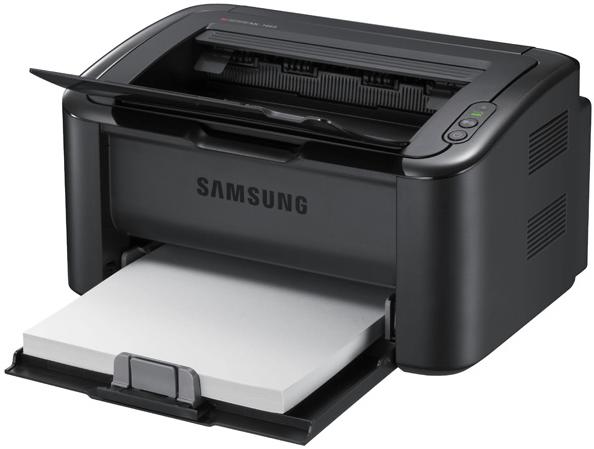 Samsung ML-1665 Printer Snapshot