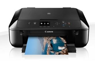 Canon PIXMA MG5753 Printer Snapshot