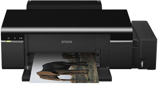 Epson Inkjet Photo L800 Printer's snap