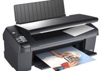 Epson Stylus CX5500 Printer Snap