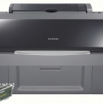 Epson Stylus DX4050 Printer Snapshot