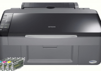 Epson Stylus DX4050 Printer Snapshot