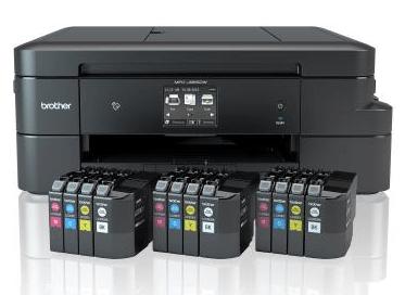 Brother Printer MFC-J985DW Printer Snapshot