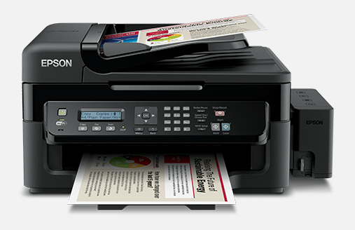 Epson L555 Printer snap
