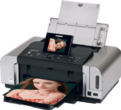Canon IP6600D Printer Screenshot