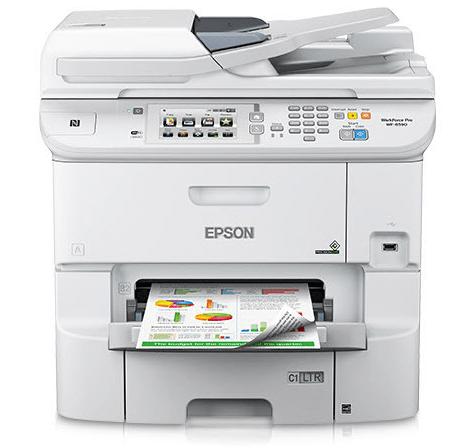 Epson WorkForce Pro WF 6590 Printer