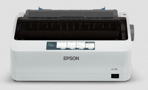 Download Driver) Epson LX-310 Printer Driver (Dot Matrix
