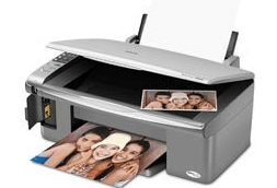 Epson Stylus CX5000 Printer