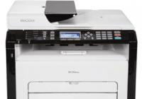Ricoh SP 212SNw Printer