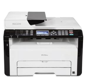 Download Driver) Ricoh SP 212SNw Driver Download (Laser Printer)
