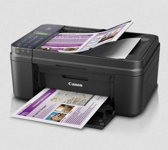 Canon PIXMA E480 Printer