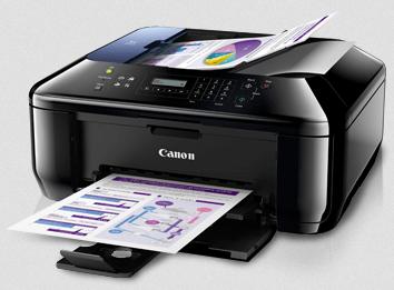 Canon Pixma E610 Printer Image
