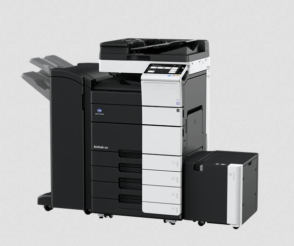 Konica Minolta Bizhub 368 Printer