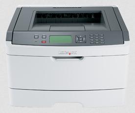 Lexmark E460 Laser Mono Printer