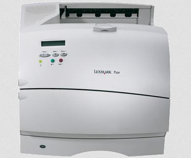 Lexmark T520 Printer picture