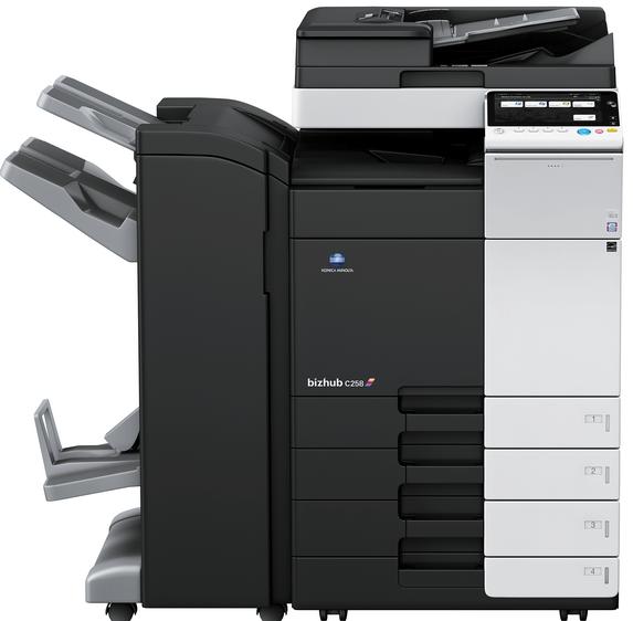 Konica Minolta bizhub 308 Printer Driver