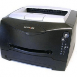 Lexmark E238 Printer Click