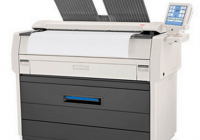 Konica Minolta KIP 850 Printer
