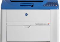 Konica Minolta MagiColor 2500W Printer
