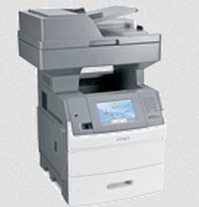 Lexmark X654 Printer
