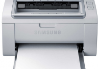 Samsung ML-2160 Printer front